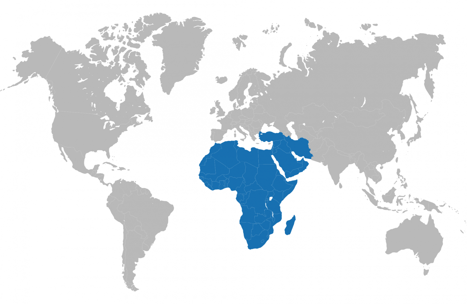 Middle east - Africa